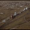 Aerial view of Shaunavon from SW.  Shaunavon.  04/15/1952
