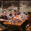 Loui Blair & Eastend Boy Scouts.  South Fork.  04/28/1957