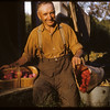 World Wheat King - Dick Robbins - horticulturist..  Shaunavon.  09/08/1952
