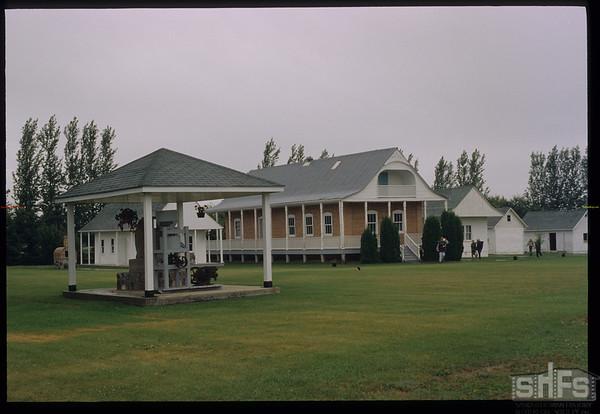 Veregin house.  Veregin.  08/06/1999