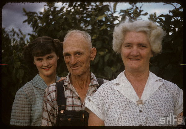Mr. Mrs. Joe Tiomsland.  Simmie.  08/26/1956