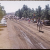 Parade for the Shaunavon Fair.  Shaunavon.  07/20/1954