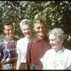 Mr. & Mrs. Jack Davidson - George & Marie.  Simmie.  07/27/1953