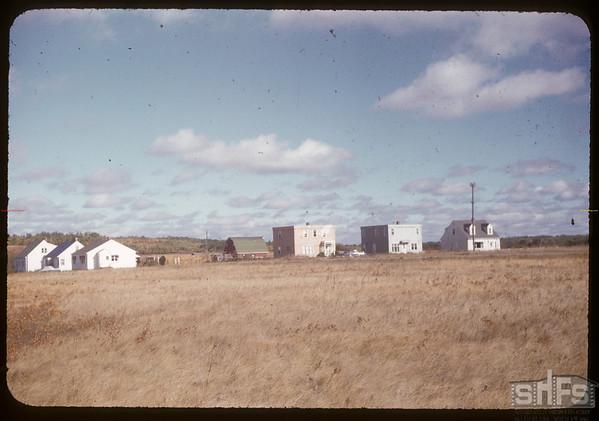 Sturgis co-op farm.  Sturgis.  06/18/1955