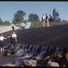 Co-op school kids at City Dam.  Swift Current.  07/05/1954