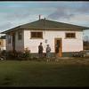 Supt. Allan Ingram home. Moosomin 09/05/1956