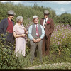 Arthur Bloome hosts Delegate Clarence Johnson and Director Tom Babier..  Shaunavon.  07/01/1952
