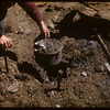 Barbecue Cooking Beans-Boy Scout Camp.  South Fork.  04/28/1957