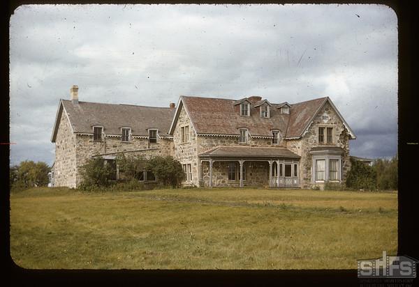 Beckton Brothers [house]. Cannington Manor. 09/05/1956