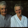 Mr & Mrs Richard J. DeCock.  Wood Mountain.  07/06/1954