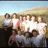 Good Looking Girls School Picnic.  South Fork.  06/10/1956