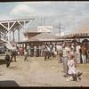 Shaunavon Fair - Boy Scout's booth.  Shaunavon.  07/27/1955