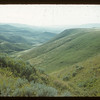 White Mud River Banks above Knollys Siding.  Eastend.  07/12/1953