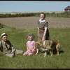 Horace and Mrs Hockett.  Shaunavon.  08/02/1950