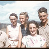 Maurice Dordu's & Carol from Skull Creek.  South Fork.  07/11/1958