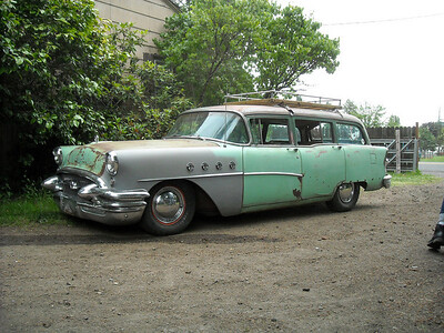 1955 Buick Wagon