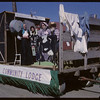 Shaunavon Jubilee Parade - SW Community Lodge.  Shaunavon.  07/17/1963