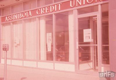 Opening Assiniboia Credit Union. Assiniboia. 04/01/1961