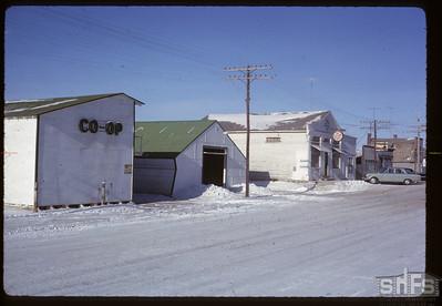 Birsay facilities. Birsay. 02/01/1963