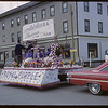 Shaunavon Jubilee Parade - Royal Purple float.  Shaunavon.  07/18/1963