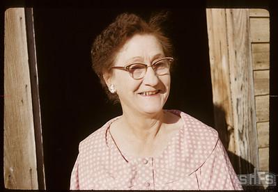 Eva M. Gaff. Battle Creek. 10/14/1960