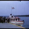 "Evening boat trip on the ""Queen"".  Waskesiu.  07/06/1964"