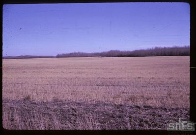 1/2 acre to 10 acre bluffs near Alvena. Admiral. 10/19/1961