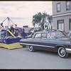 Shaunavon Jubilee Parade - CWL float.  Shaunavon.  07/18/1963