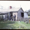 George East at home.  Wood Mountain.  09/05/1965