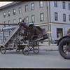 Shaunavon Jubilee Parade - High Bagger Separator.  Shaunavon.  07/18/1963