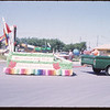 Gymkana Parade - Federated Co-op float.  Shaunavon.  07/18/1967