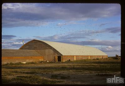 Birsay community rink. Birsay. 09/01/1963