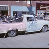 Rodeo Parade - John's Auto Electric.  Shaunavon.  07/20/1964