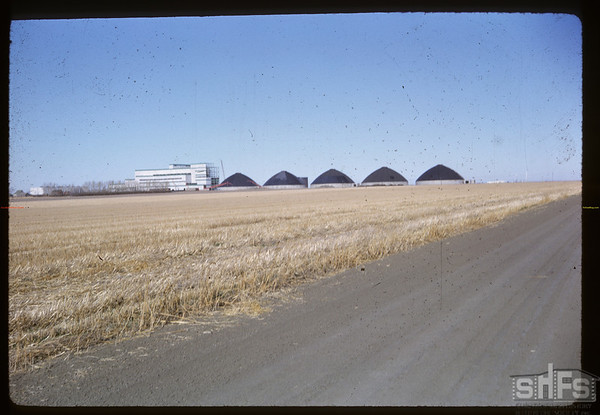 New potash industry. Belle Plaine. 10/27/1963