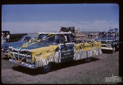 Aneroid's Jubilee parade Aneroid 07/06/1963