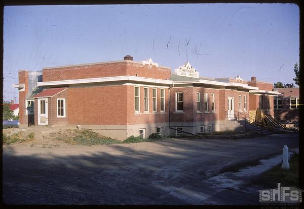 Shaunavon Union Hospital 1917 - 1967.  Shaunavon.  08/02/1967
