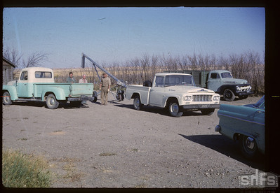 The Solon Crowell yard. Bracken. 09/27/1962