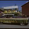 Shaunavon Jubilee - Horticultural Fair float Shaunavon 07/17/1963