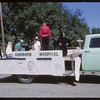 Rodeo Parade - Hospital Float.  Shaunavon.  07/20/1964