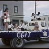Shaunavon Jubilee - C.G.I.T. float.  Shaunavon.  07/18/1963