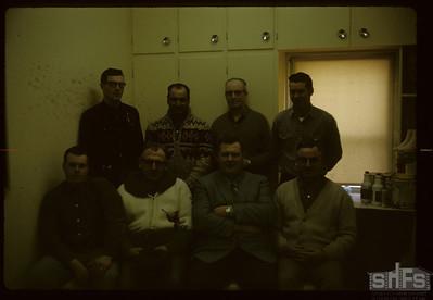 Birsey Co-op Board of Directors. Birsay. 02/01/1966