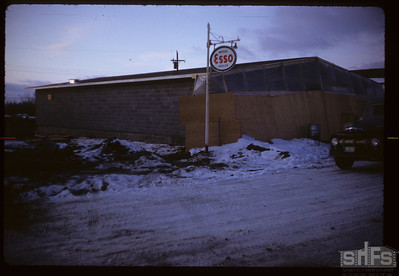 New co-op store. Birsay. 12/01/1965