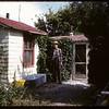 David Frazer at home.  Wood Mountain.  08/14/1960