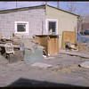 Sam Lee's back yard.  Shaunavon.  10/25/1964
