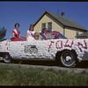 "Shaunavon Jubilee - ""Teen Town Girls"".  Shaunavon.  07/17/1963"