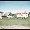 Tucker house.  Wood Mountain.  06/18/1960