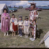 Shaunavon Jubilee - Assiniboine Indian Dancers from Harlem, Montana.  Shaunavon.  07/18/1963