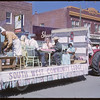 Rodeo Parade - SW Community Lodge.  Shaunavon.  07/20/1964
