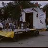 Shaunavon Jubilee Parade - Knights of Columbus.  Shaunavon.  07/18/1963