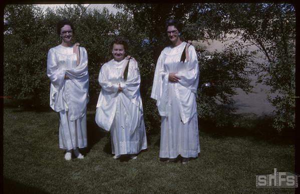Shaunavon Jubilee - Rebecca's.  Shaunavon.  07/17/1963